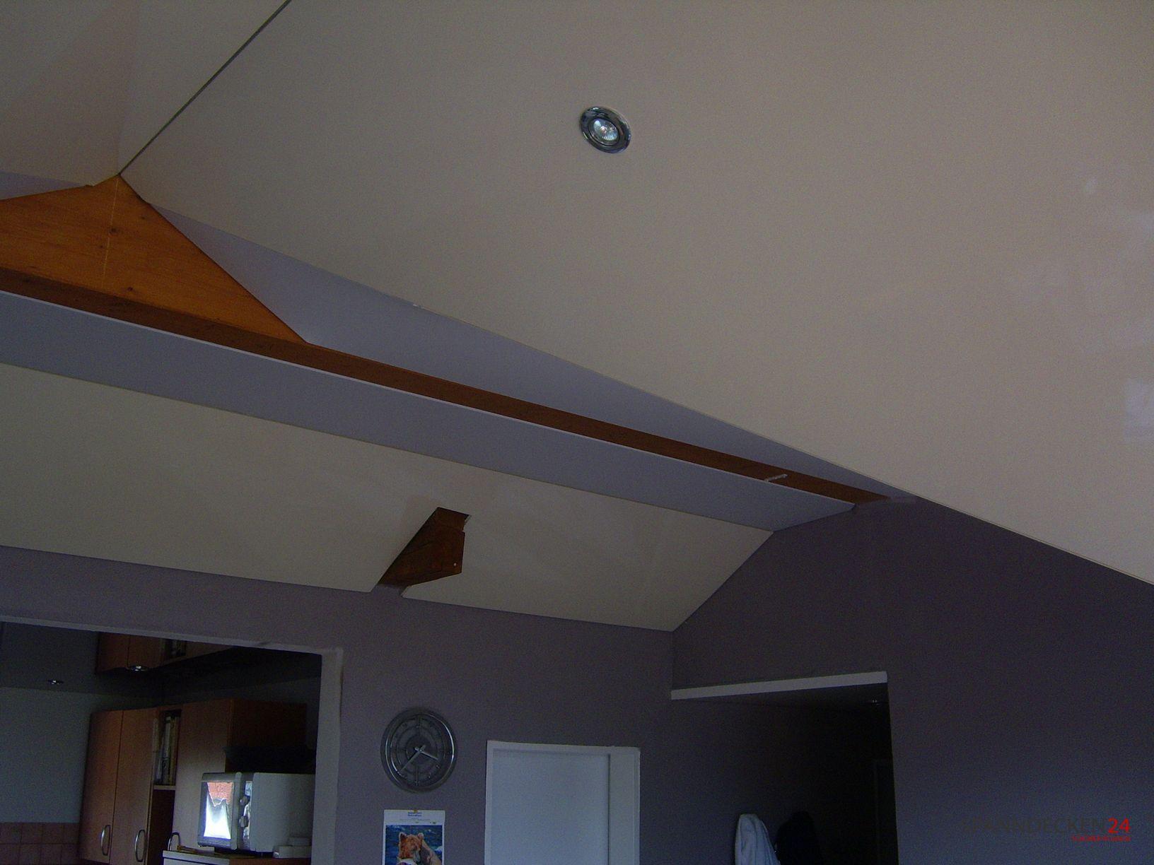 Referenzen - Spanndecken fürs Wohnzimmer, den Flur, das Bad